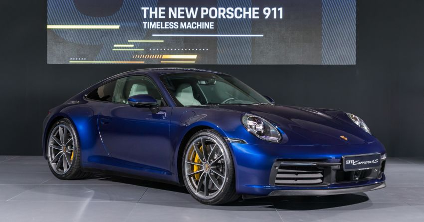 992 Porsche 911 Carrera S launched – from RM1.15 mil Image #984797