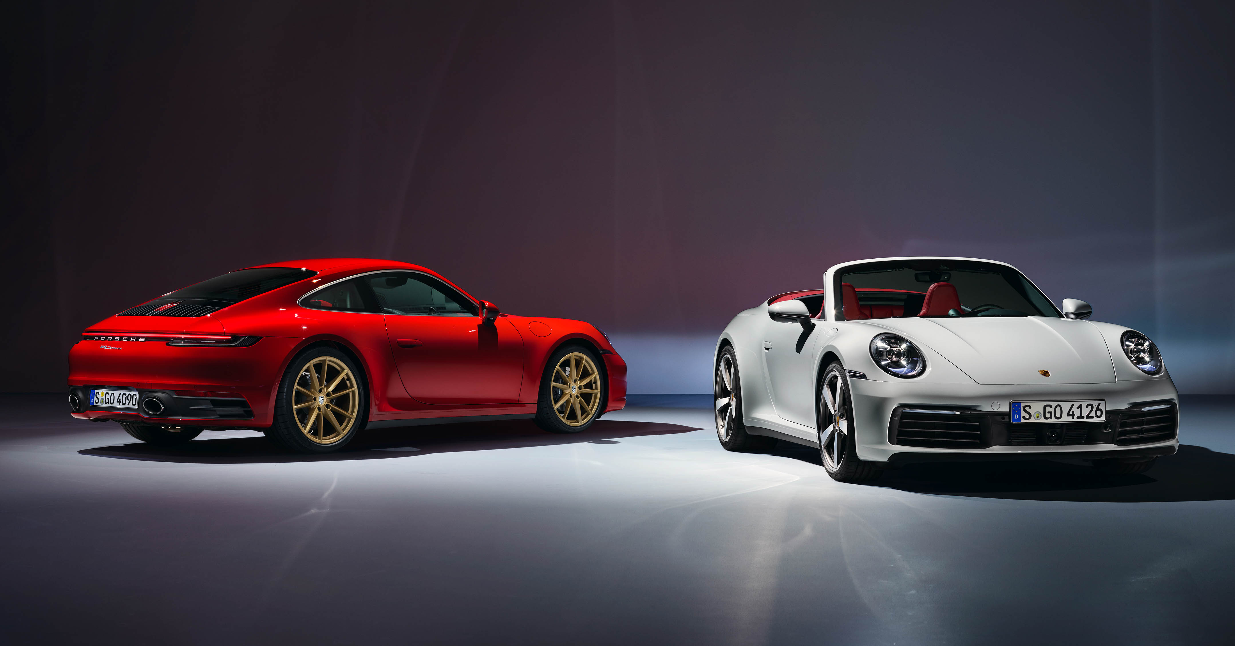 992 Porsche 911 Carrera and Carrera Cabriolet debut - paultan.org