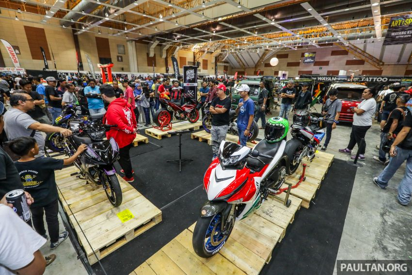 GALLERY: 2019 Art of Speed – something for everyone Image #993948