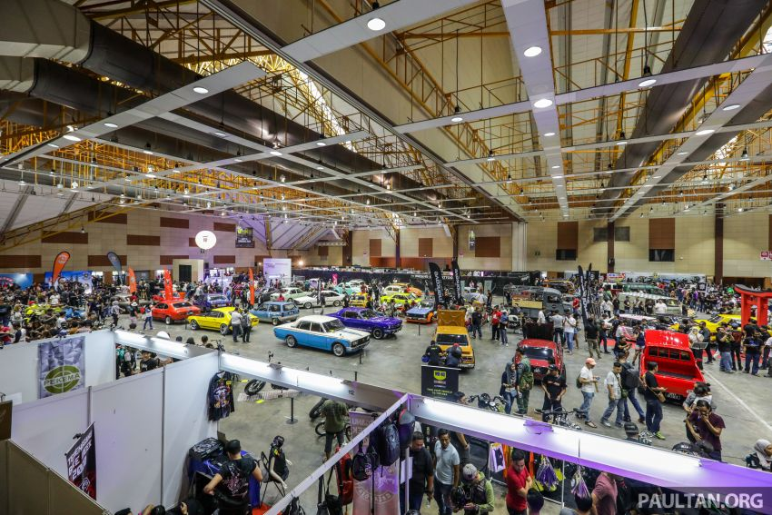 GALLERY: 2019 Art of Speed – something for everyone Image #993964