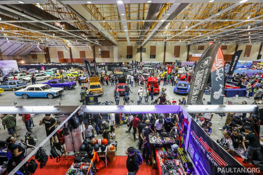 GALLERY: 2019 Art of Speed – something for everyone Image #993966