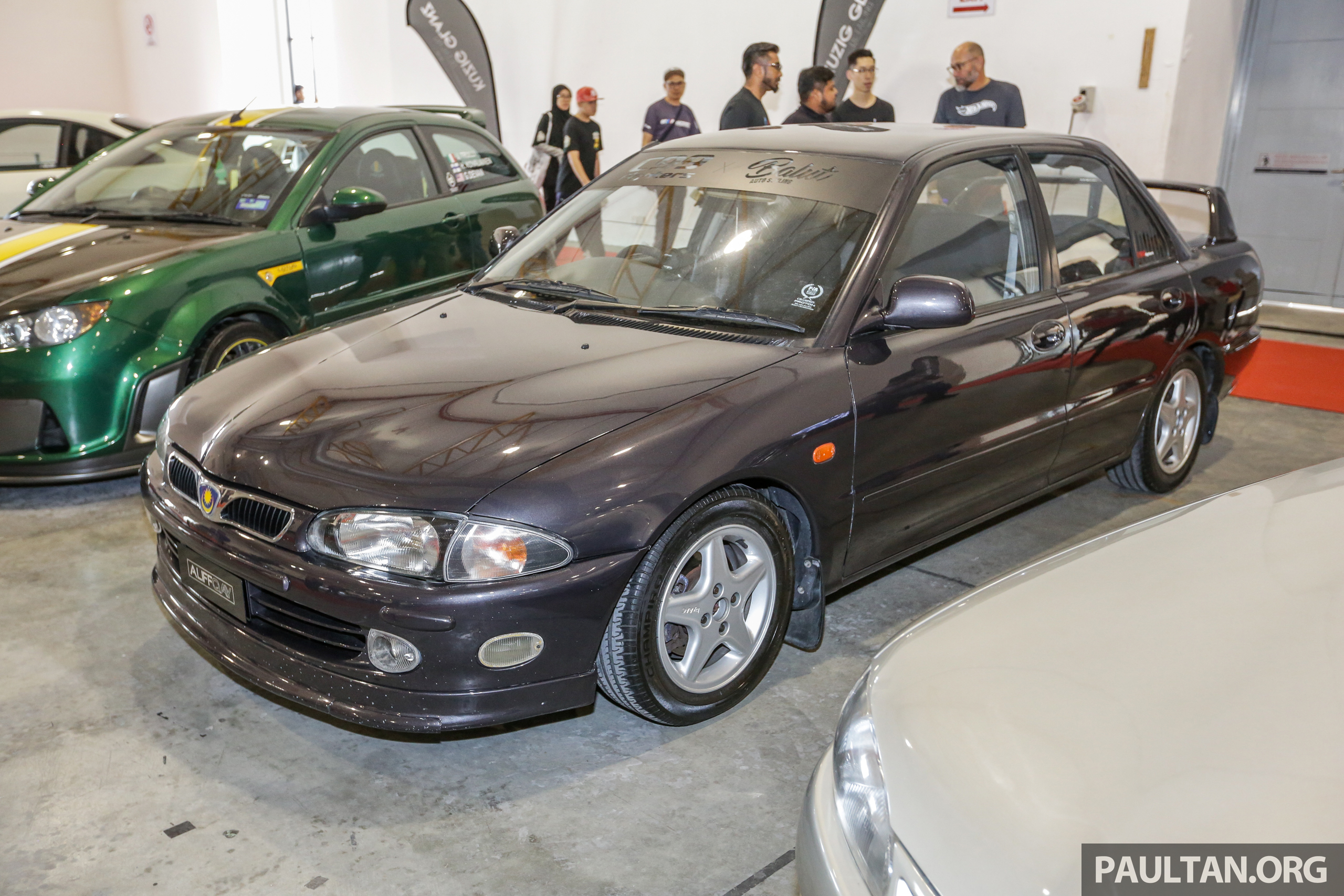 Proton Wira 1 8 Exi Dohc The C99 Limited Edition Paultan Org