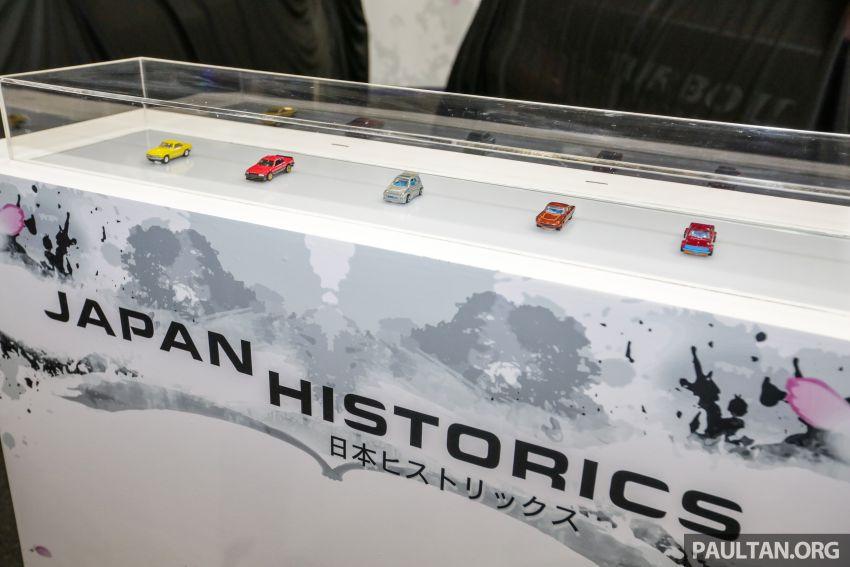 AOS 2019: Hot Wheels Japan Historic 3 buat kemunculan sulung global di M'sia – 5 model baru Image #993638
