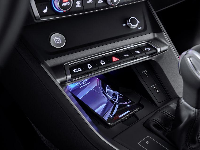 "Audi Q3 Sportback diperkenalkan – pilihan bagi SUV ""coupe"", 2.0L pengecas turbo janaan petrol dan diesel Image #992041"