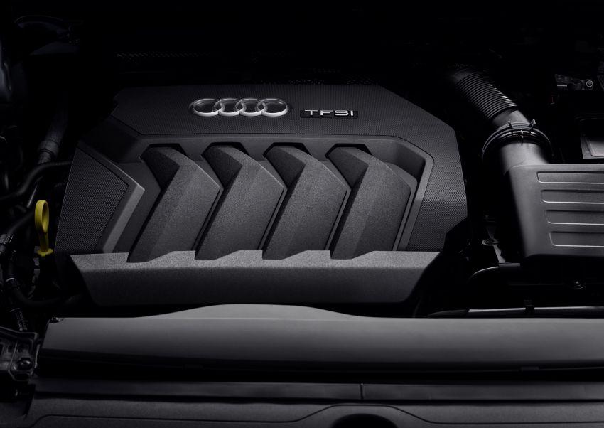"Audi Q3 Sportback diperkenalkan – pilihan bagi SUV ""coupe"", 2.0L pengecas turbo janaan petrol dan diesel Image #992042"