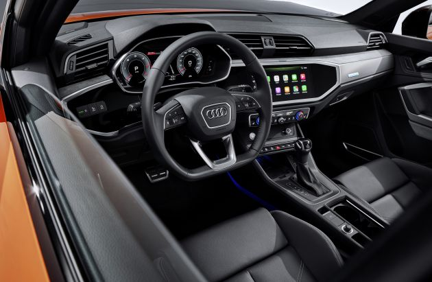 Audi Q3 Sportback unveiled – another SUV