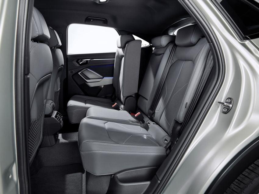 "Audi Q3 Sportback diperkenalkan – pilihan bagi SUV ""coupe"", 2.0L pengecas turbo janaan petrol dan diesel Image #992064"