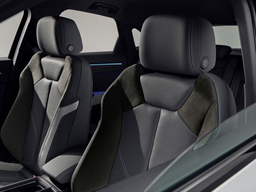 "Audi Q3 Sportback diperkenalkan – pilihan bagi SUV ""coupe"", 2.0L pengecas turbo janaan petrol dan diesel Image #992066"