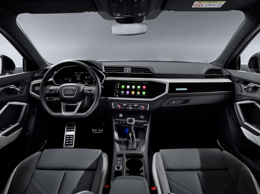 "Audi Q3 Sportback diperkenalkan – pilihan bagi SUV ""coupe"", 2.0L pengecas turbo janaan petrol dan diesel Image #992068"