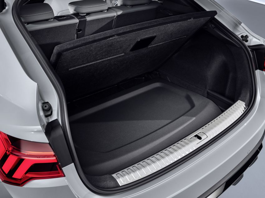 "Audi Q3 Sportback diperkenalkan – pilihan bagi SUV ""coupe"", 2.0L pengecas turbo janaan petrol dan diesel Image #992035"