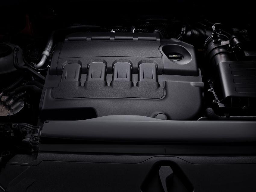 "Audi Q3 Sportback diperkenalkan – pilihan bagi SUV ""coupe"", 2.0L pengecas turbo janaan petrol dan diesel Image #992036"