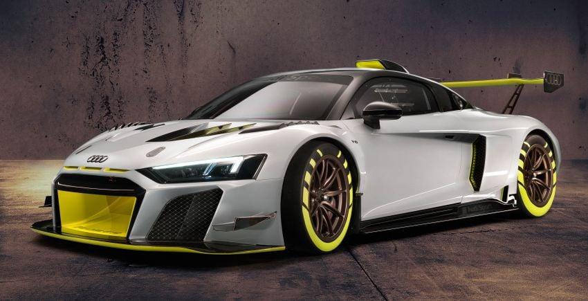 Audi R8 LMS GT2 debuts – another gentleman's racer Image #982539