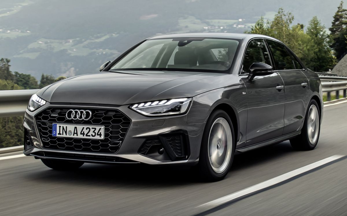 B9 Audi A4 Facelift Comes To M M S 2020