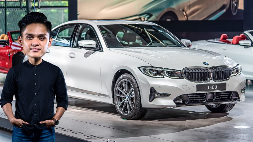 QUICK LOOK: 2019 G20 BMW 330e plug-in hybrid Image #983838