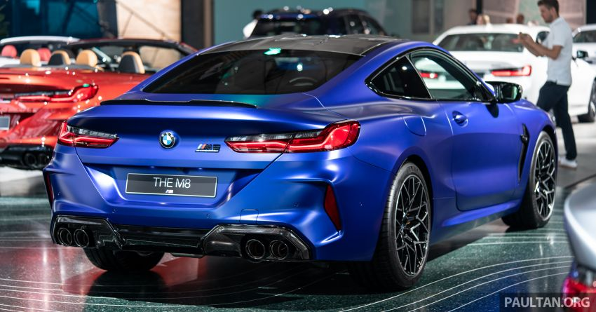 BMW M model range set to grow exponentially – report Image #980045