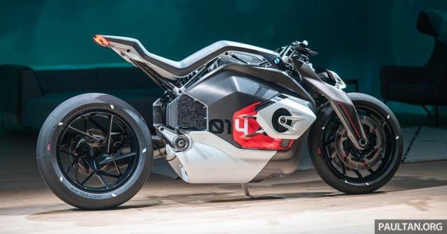 Gallery 2019 Bmw Motorrad Vision Dc Roadster