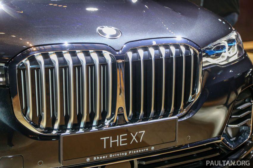 BMW X7 G07 kini dilancarkan di Malaysia – xDrive40i, 7-tempat duduk, harga anggaran dari RM888,800 Image #984148