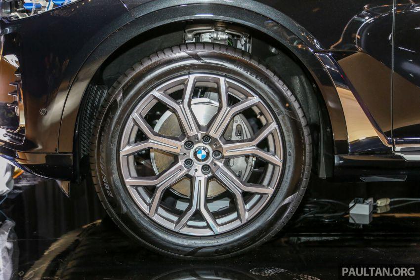BMW X7 G07 kini dilancarkan di Malaysia – xDrive40i, 7-tempat duduk, harga anggaran dari RM888,800 Image #984153