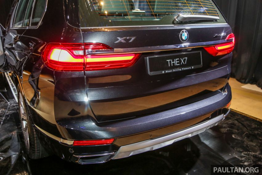 BMW X7 G07 kini dilancarkan di Malaysia – xDrive40i, 7-tempat duduk, harga anggaran dari RM888,800 Image #984178