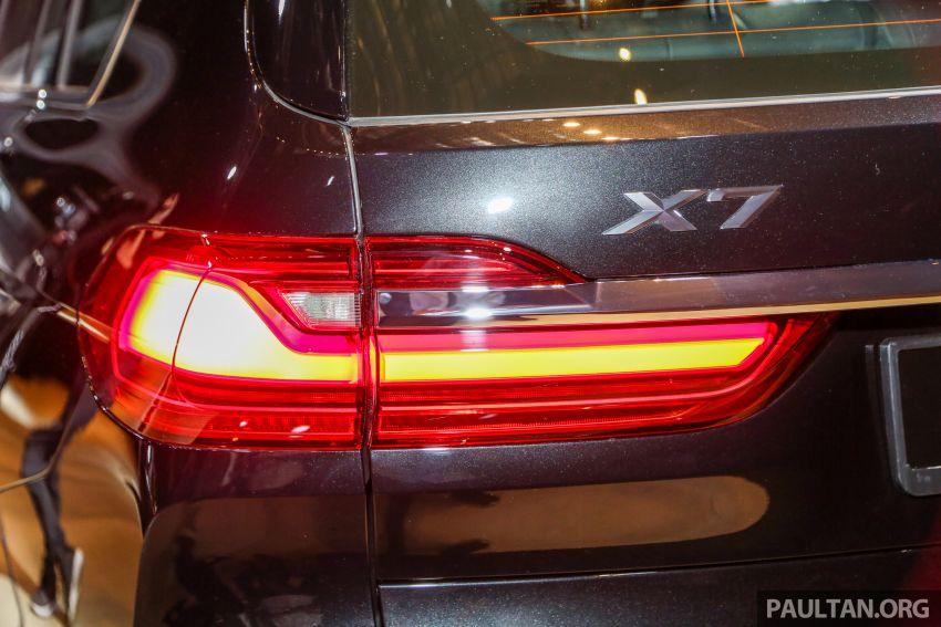 BMW X7 G07 kini dilancarkan di Malaysia – xDrive40i, 7-tempat duduk, harga anggaran dari RM888,800 Image #984182