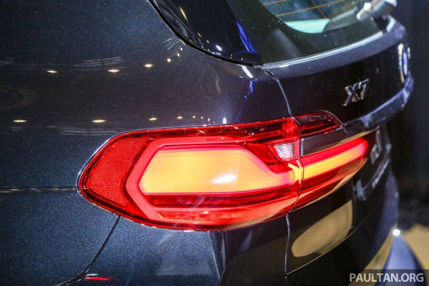 BMW X7 G07 kini dilancarkan di Malaysia – xDrive40i, 7-tempat duduk, harga anggaran dari RM888,800 Image #984186