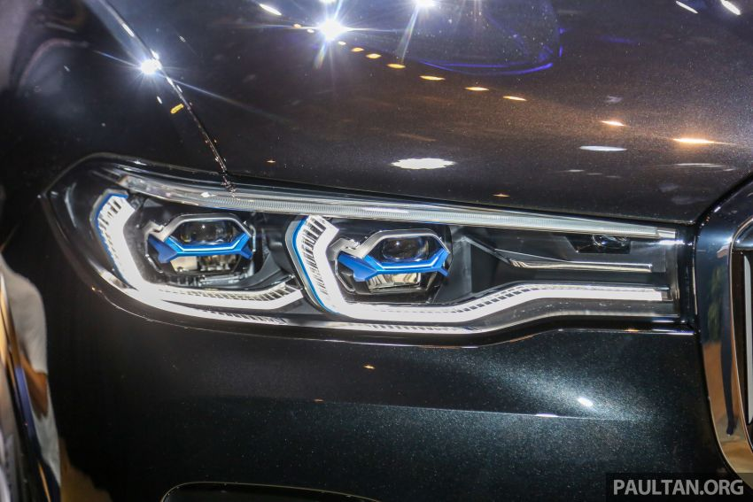 New BMW X7 launched in Malaysia – xDrive40i Design Pure Excellence, 7-seater flagship SUV for RM889k Image #984154