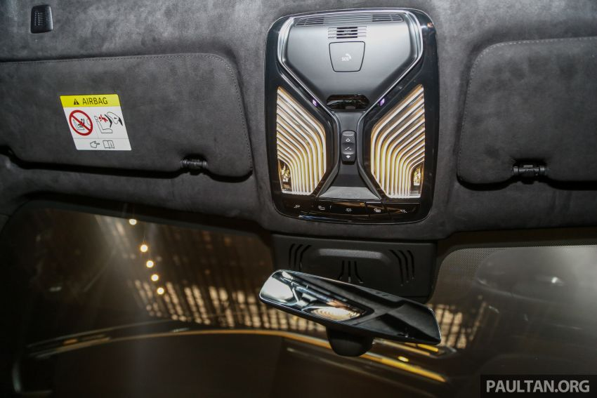 BMW X7 G07 kini dilancarkan di Malaysia – xDrive40i, 7-tempat duduk, harga anggaran dari RM888,800 Image #984267