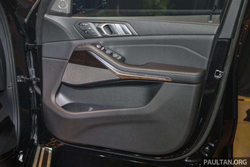 BMW X7 G07 kini dilancarkan di Malaysia – xDrive40i, 7-tempat duduk, harga anggaran dari RM888,800 Image #984287