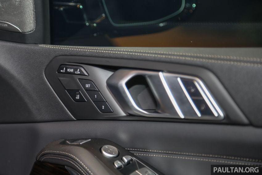 BMW X7 G07 kini dilancarkan di Malaysia – xDrive40i, 7-tempat duduk, harga anggaran dari RM888,800 Image #984293