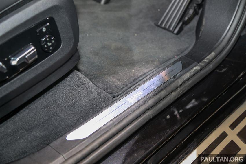 BMW X7 G07 kini dilancarkan di Malaysia – xDrive40i, 7-tempat duduk, harga anggaran dari RM888,800 Image #984317