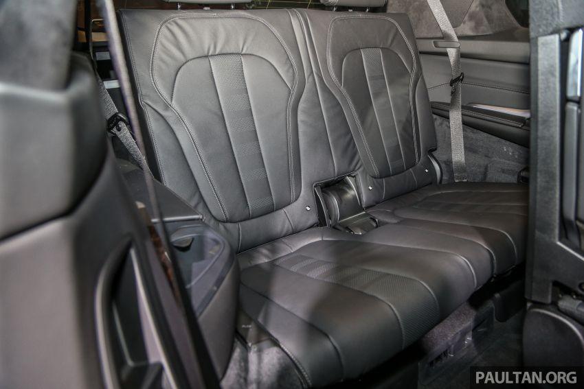BMW X7 G07 kini dilancarkan di Malaysia – xDrive40i, 7-tempat duduk, harga anggaran dari RM888,800 Image #984364