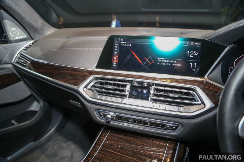 BMW X7 G07 kini dilancarkan di Malaysia – xDrive40i, 7-tempat duduk, harga anggaran dari RM888,800 Image #984223