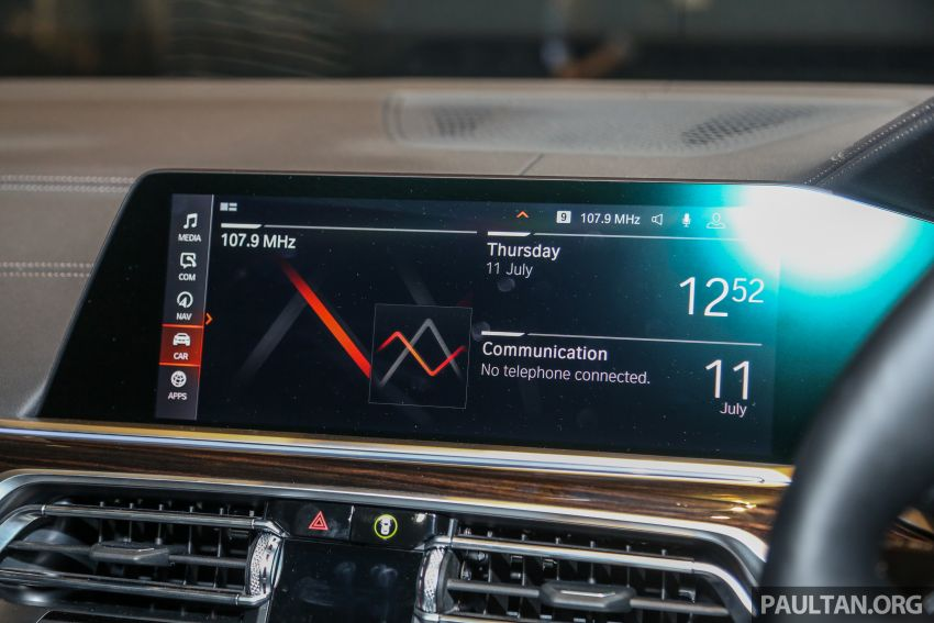New BMW X7 launched in Malaysia – xDrive40i Design Pure Excellence, 7-seater flagship SUV for RM889k Image #984248