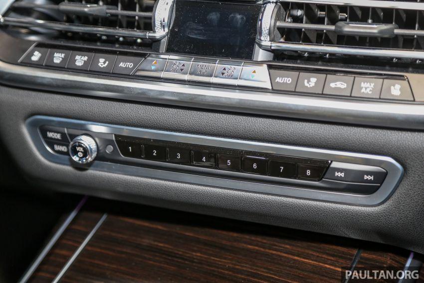 BMW X7 G07 kini dilancarkan di Malaysia – xDrive40i, 7-tempat duduk, harga anggaran dari RM888,800 Image #984234