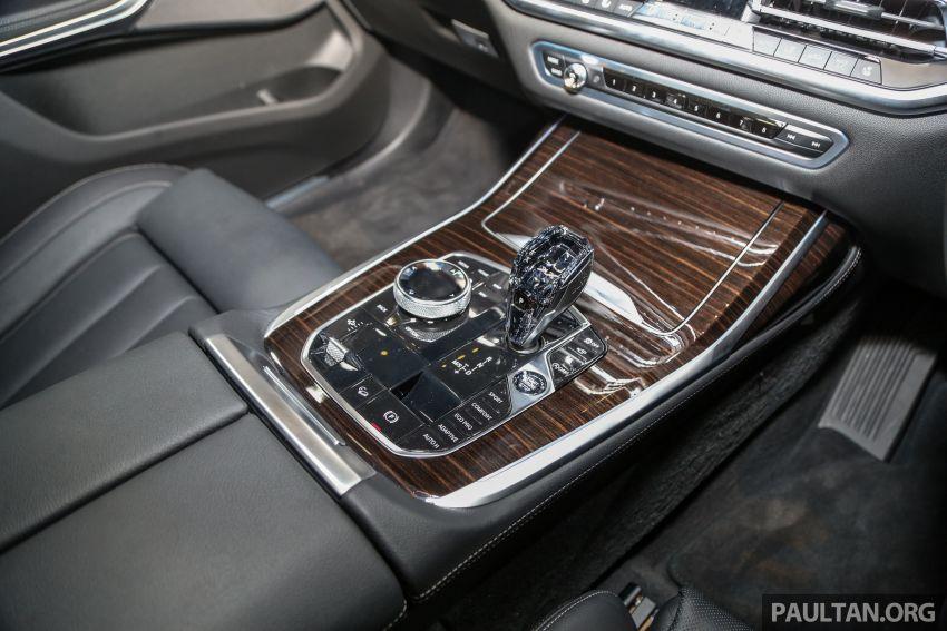BMW X7 G07 kini dilancarkan di Malaysia – xDrive40i, 7-tempat duduk, harga anggaran dari RM888,800 Image #984237