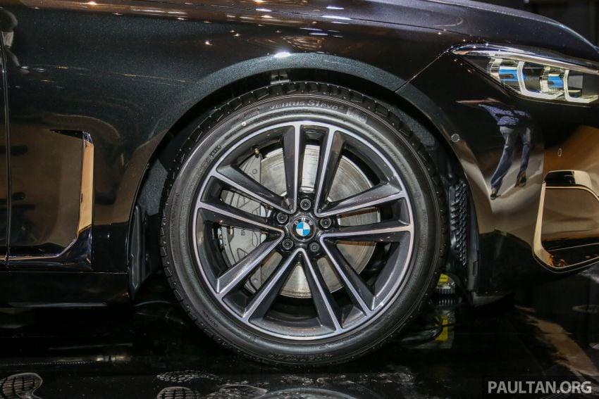 BMW 7 Series G12 LCI dilancarkan di Malaysia – varian 740Le xDrive Pure Excellence, harga dari RM594,800 Image #984439