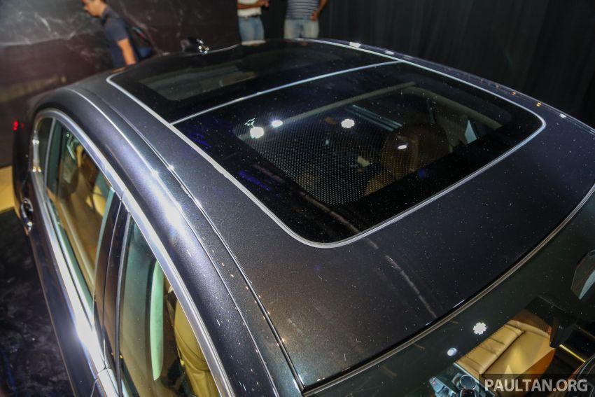 BMW 7 Series G12 LCI dilancarkan di Malaysia – varian 740Le xDrive Pure Excellence, harga dari RM594,800 Image #984445
