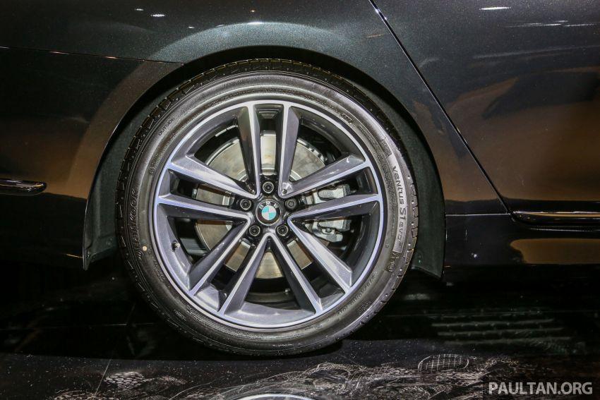 BMW 7 Series G12 LCI dilancarkan di Malaysia – varian 740Le xDrive Pure Excellence, harga dari RM594,800 Image #984449