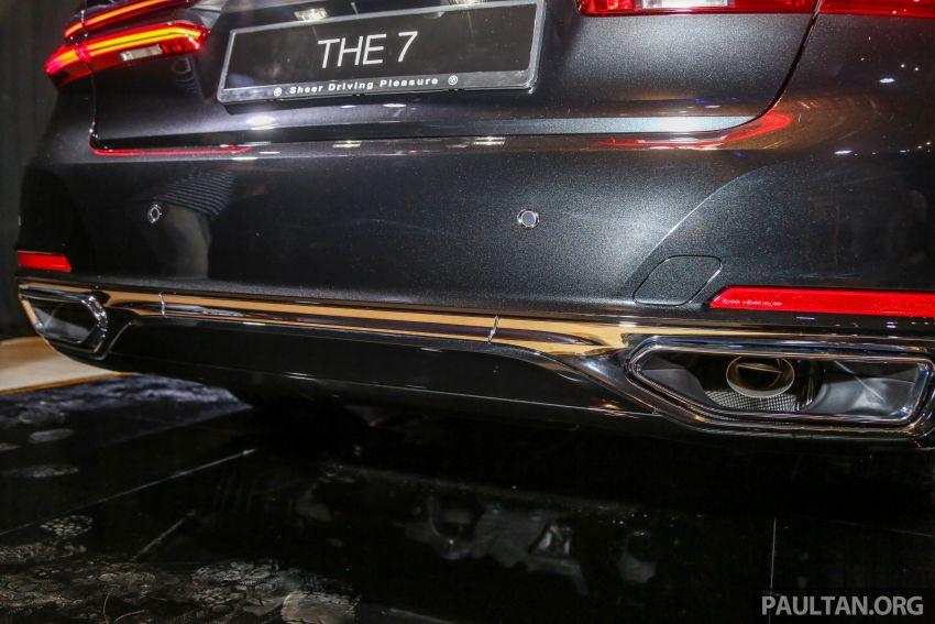 BMW 7 Series G12 LCI dilancarkan di Malaysia – varian 740Le xDrive Pure Excellence, harga dari RM594,800 Image #984455