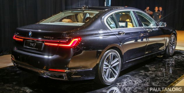 2020 BMW 740Le XDrive Specs, Redesign And Rumors >> G12 Bmw 7 Series Lci Launched In Malaysia 740le Xdrive Design Pure