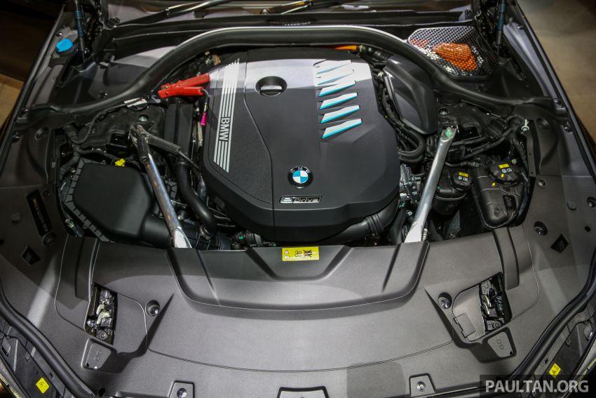 BMW 7 Series G12 LCI dilancarkan di Malaysia – varian 740Le xDrive Pure Excellence, harga dari RM594,800 Image #984456