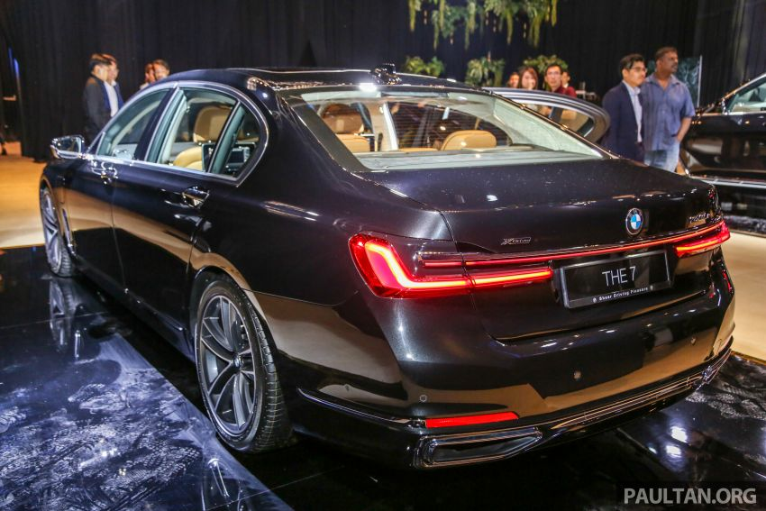 G12 BMW 7 Series LCI launched in Malaysia – 740Le xDrive Design Pure Excellence priced at RM594,800 Image #984129