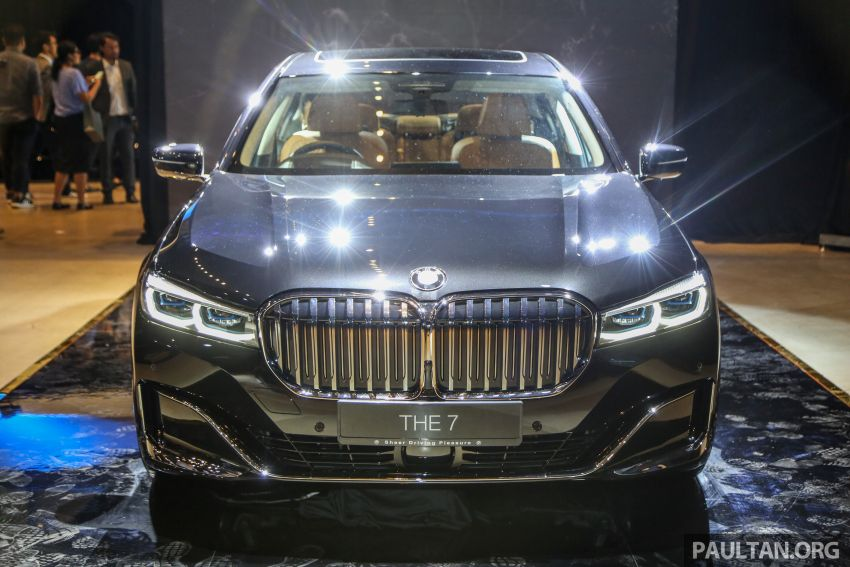 G12 BMW 7 Series LCI launched in Malaysia – 740Le xDrive Design Pure Excellence priced at RM594,800 Image #984132