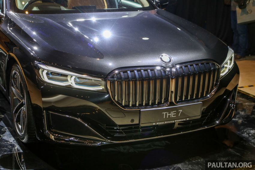 G12 BMW 7 Series LCI launched in Malaysia – 740Le xDrive Design Pure Excellence priced at RM594,800 Image #984137