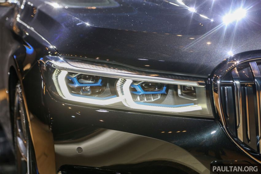 G12 BMW 7 Series LCI launched in Malaysia – 740Le xDrive Design Pure Excellence priced at RM594,800 Image #984140