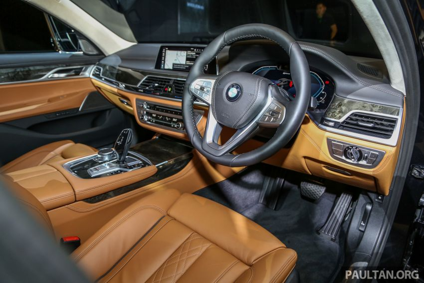 G12 BMW 7 Series LCI launched in Malaysia – 740Le xDrive Design Pure Excellence priced at RM594,800 Image #984228