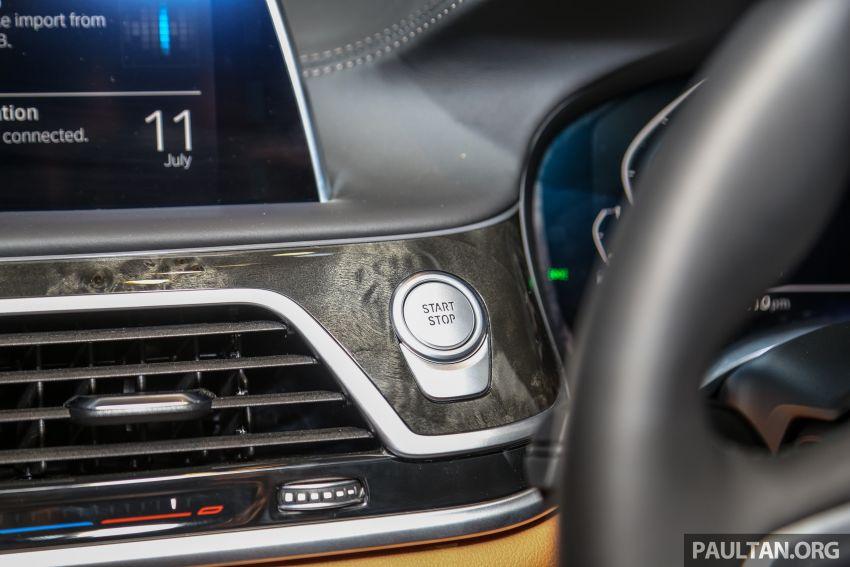 BMW 7 Series G12 LCI dilancarkan di Malaysia – varian 740Le xDrive Pure Excellence, harga dari RM594,800 Image #984492