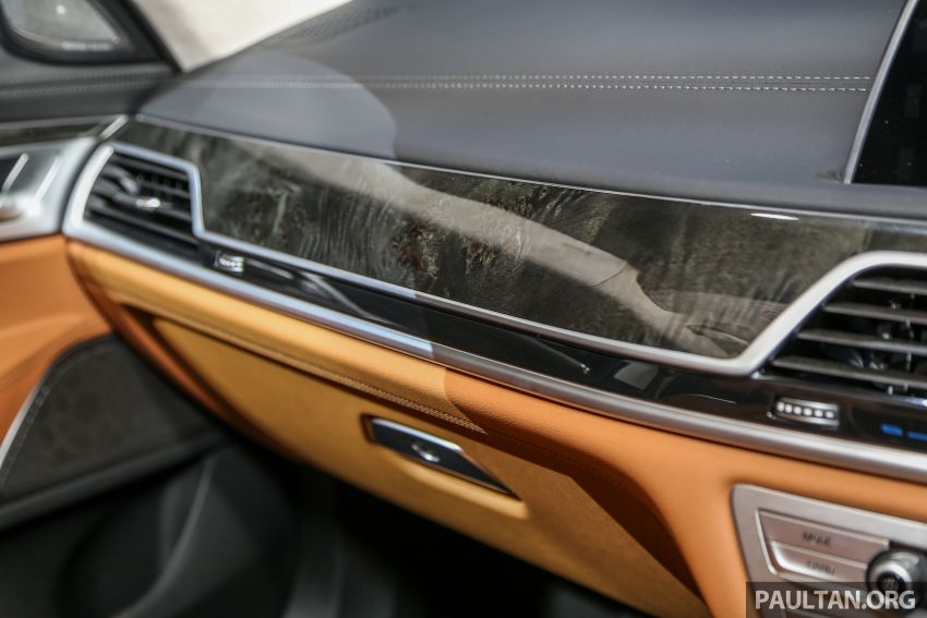 BMW 7 Series G12 LCI dilancarkan di Malaysia – varian 740Le xDrive Pure Excellence, harga dari RM594,800 Image #984495
