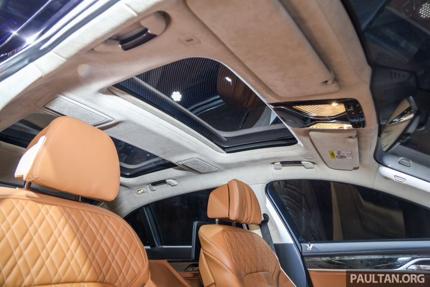 G12 BMW 7 Series LCI launched in Malaysia – 740Le xDrive Design Pure Excellence priced at RM594,800 Image #984278