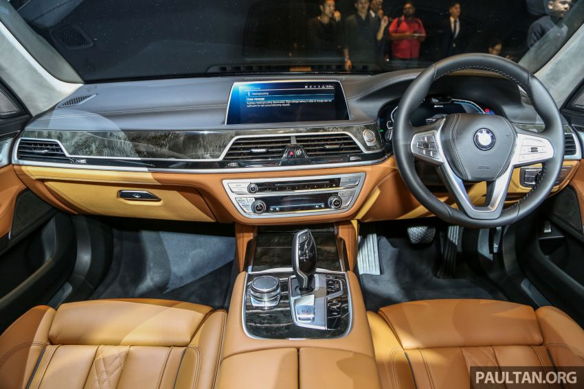 G12 BMW 7 Series LCI launched in Malaysia – 740Le xDrive Design Pure Excellence priced at RM594,800 Image #984231